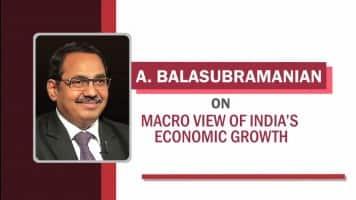 Grow My Money - A. Balasubramanian on Macro view of India's Economic Growth