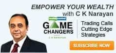 Game Changers - C K Narayan