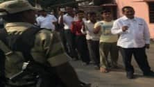 My TV : Civic polls: Voting gets underway across Maha; all eyes on BMC