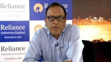 Video: GRM spread with benchmark at 8-yr high, says RIL CFO