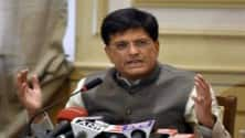 My TV : No power plant in India stranded for want of coal: Piyush Goyal
