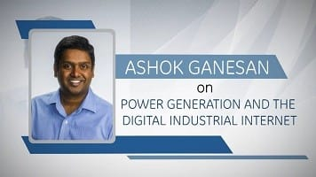 GE Step Ahead : A. Ganesan on Power Generation & the Digital Industrial Internet