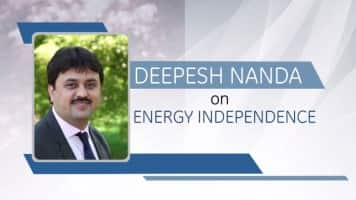 GE Step Ahead : Deepesh Nanda on Energy Independence
