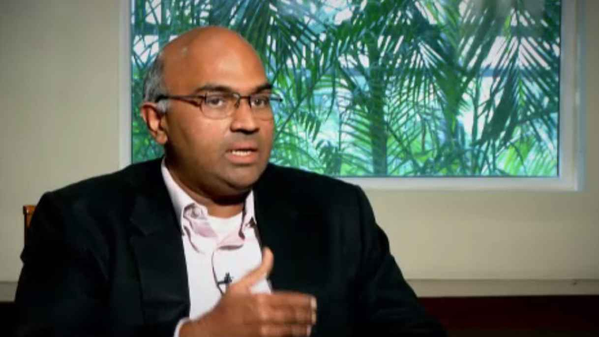 GE Step Ahead : Ajit Mahadevan on Social Entrepreneurship