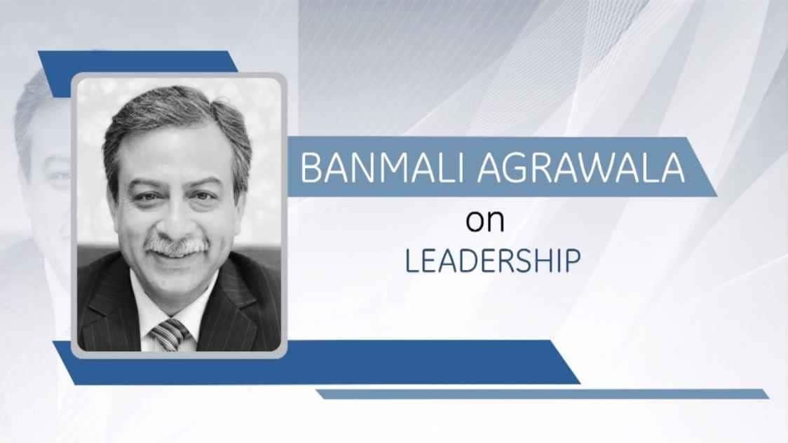 GE Step Ahead : Banmali Agrawala on Leadership