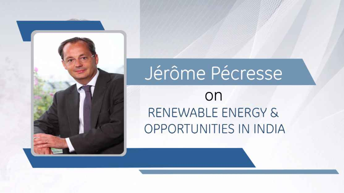 GE Step Ahead : Jérôme Pécresse on Renewable Energy & Oppo...
