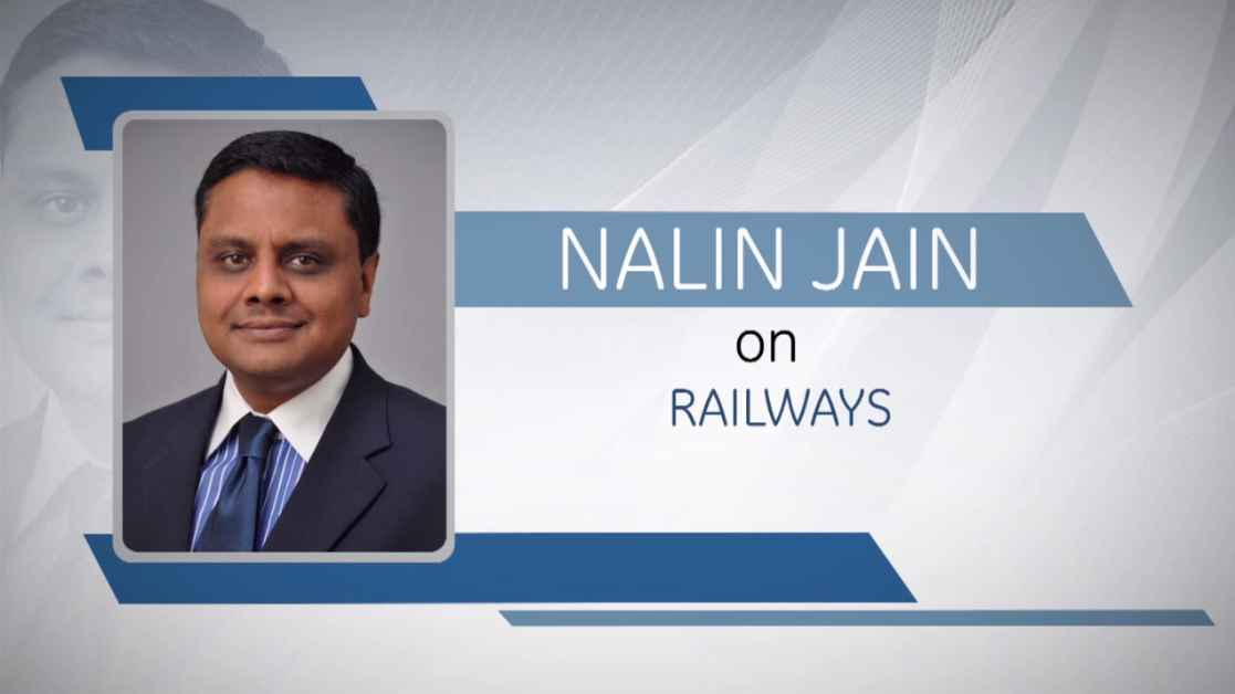 GE Step Ahead : Nalin Jain on Railways