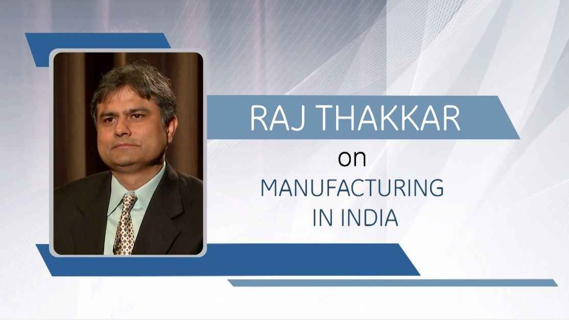 GE Step Ahead : Raj Thakkar on Manufacturing in India