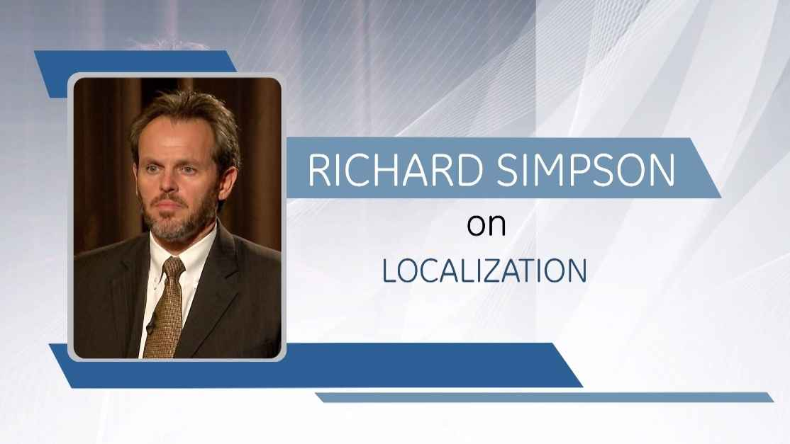 GE Step Ahead : Richard Simpson on Localization