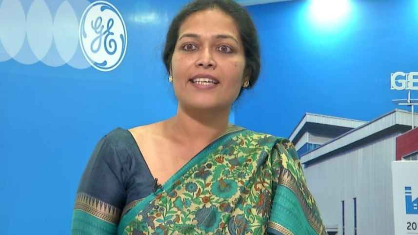 GE Step Ahead : Sukla Chandra on India's R&D quotient
