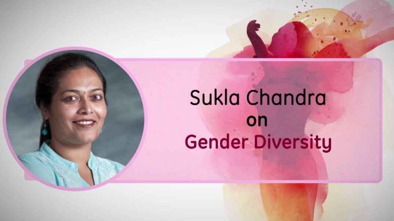 GE Step Ahead : Sukla Chandra on Gender Parity