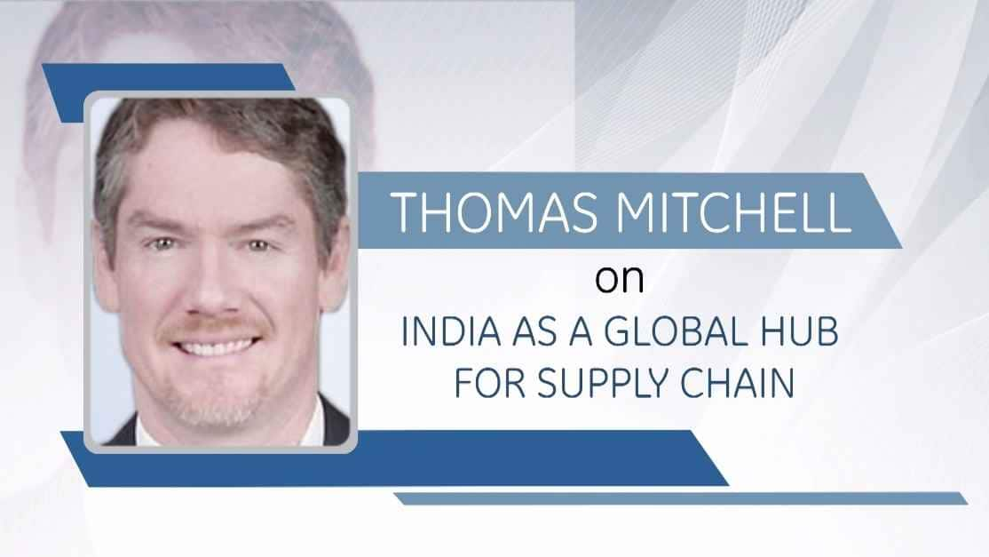 GE Step Ahead : Thomas Mitchell on India as a Global Hub for Supply Chain