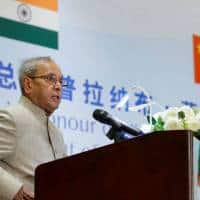 My TV : General Elections in India not an easy task: Pranab Mukherjee