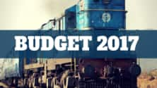 My TV : Budget 2017: Safety prime for Railways; mulling safety cess on tickets: Srcs